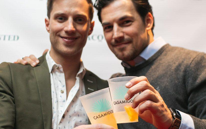 Jonathan Keltz and Giacomo Giannotti