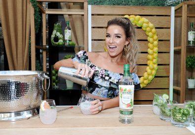 NEW YORK, NEW YORK - MAY 15: Jessie James Decker helps Smirnoff launch delicious new Smirnoff Zero Sugar Infusions at the Smirnoff Zero Sugarland event on May 15, 2019 in New York City. (Photo by Daniel Zuchnik/Getty Images for Smirnoff Vodka)