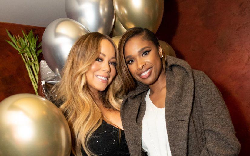 Mariah Carey_Jennifer Hudson_TAO LV 5.1.19