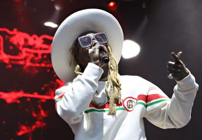 NEW YORK, NY - MAY 31:  Lil Wayne performs as BACARDI presents BACARDI Bay at The Governors Ball Music Festival on May 31, 2019 in New York City.  (Photo by Cindy Ord/Getty Images  for BACARDI)