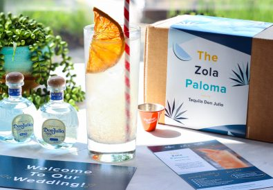 Don Julio Zola Paloma Cocktail Courier Kit