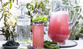 The Botanist Gin - Blueberry Fields Forever