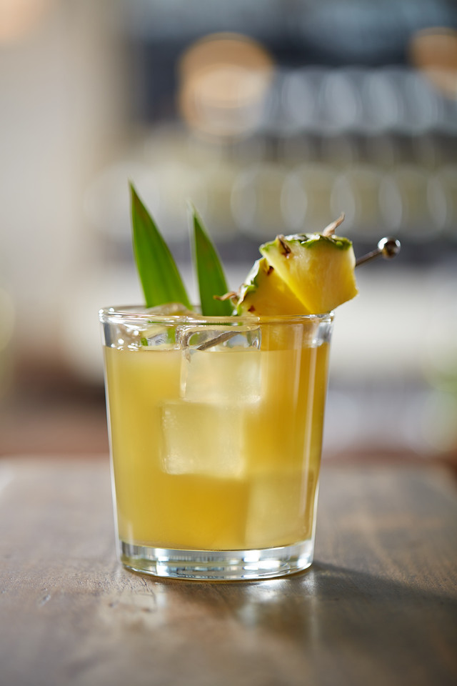 pineapple fizz