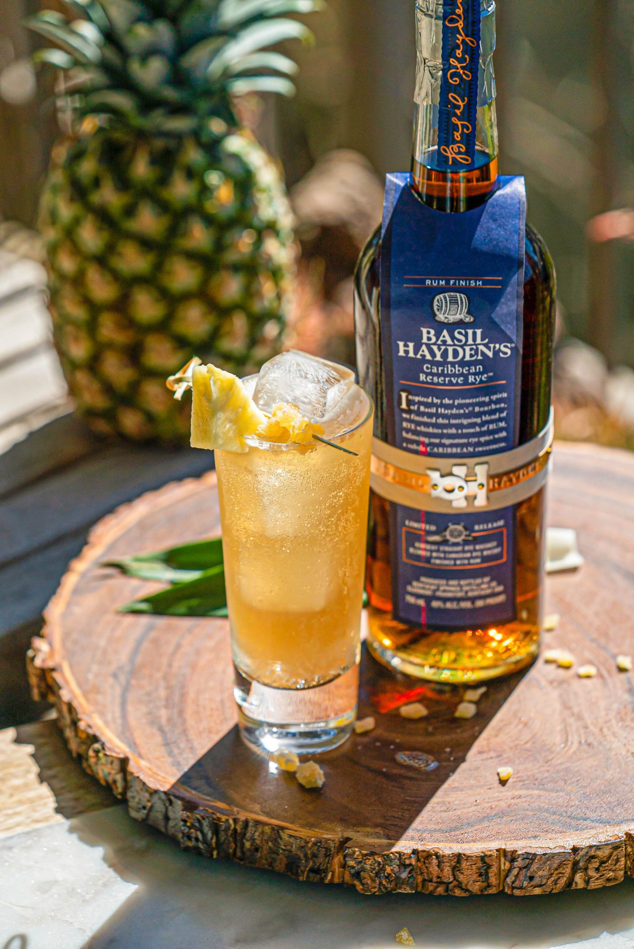 Basil Hayden_s Caribbean Reserve Rye_Endless Summer_Image 4 (2)