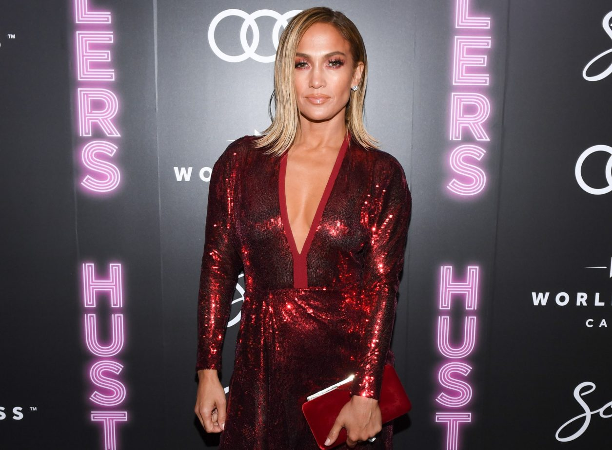"""TORONTO, ONTARIO - SEPTEMBER 08: Jennifer Lopez attends the Audi Canada, Sofia and World Class post-screening event for """"Hustlers"""" during the Toronto International Film Festival at Sofia on September 08, 2019 in Toronto, Canada. (Photo by GP Images/Getty Images for Audi Canada)"""