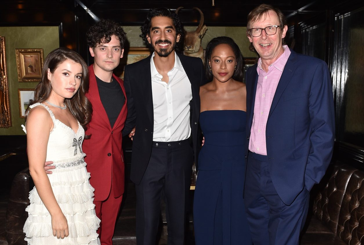 Cast at The Personal History of David Copperfield world premiere party hosted by CÎROC Vodka at Weslodge, Toronto, September 5, 2019-2