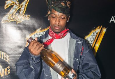 ATLANTA, GEORGIA - OCTOBER 18: 21 Savage throws a Hot Boyz Birthday Bash with tequila Avión at Cascade Skating Rink on October 18, 2019 in Atlanta, Georgia. (Photo by Carmen Mandato/Getty Images for Tequila Avión)