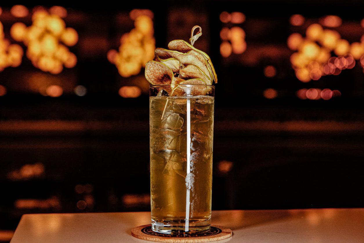 Spiced Pear Mule 4