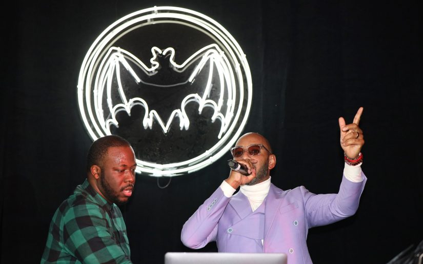 MIAMI BEACH, FLORIDA - DECEMBER 05: Swizz Beatz preforms onstage during Rum Room: Miami with Swizz Beatz presented by BACARDI at Faena Forum on December 05, 2019 in Miami Beach, Florida. (Photo by Tasos Katopodis/Getty Images for BACARDI Rum)