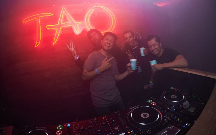 Brody Jenner , DJ Vice and friends