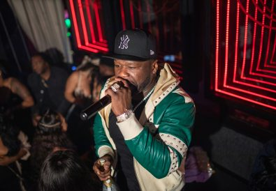 50 Cent performing at Rockwell - Feb 2 2020 - credit WRE 1