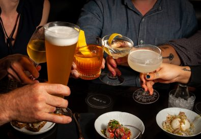 Toasting food and drink_2