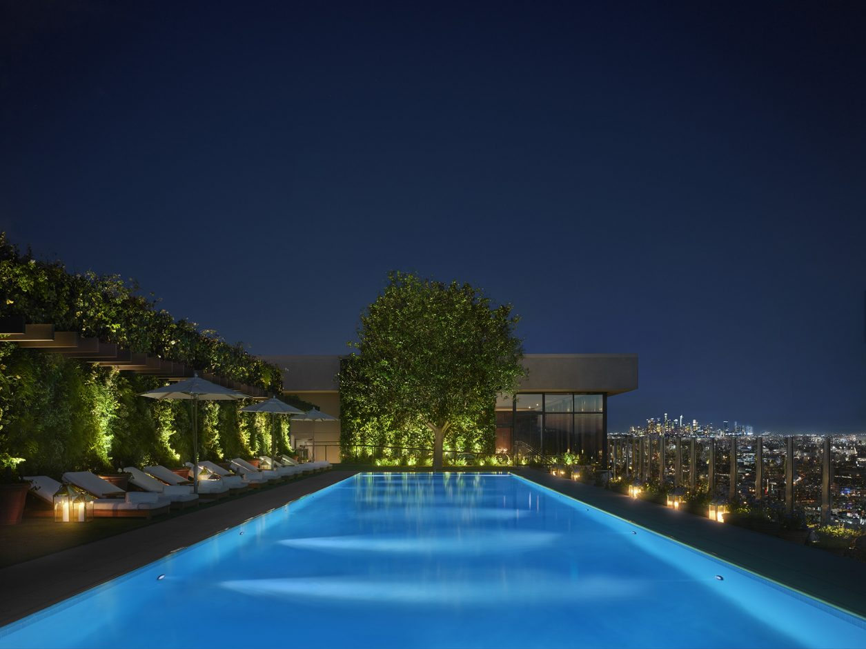 The West Hollywood EDITION - The Pool