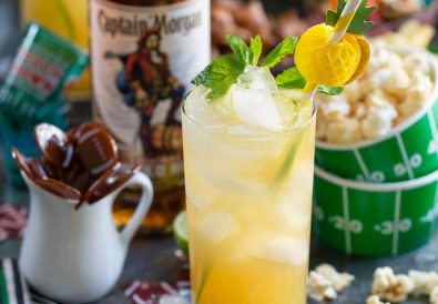 Captain Morgan Captain & Pineapple 3