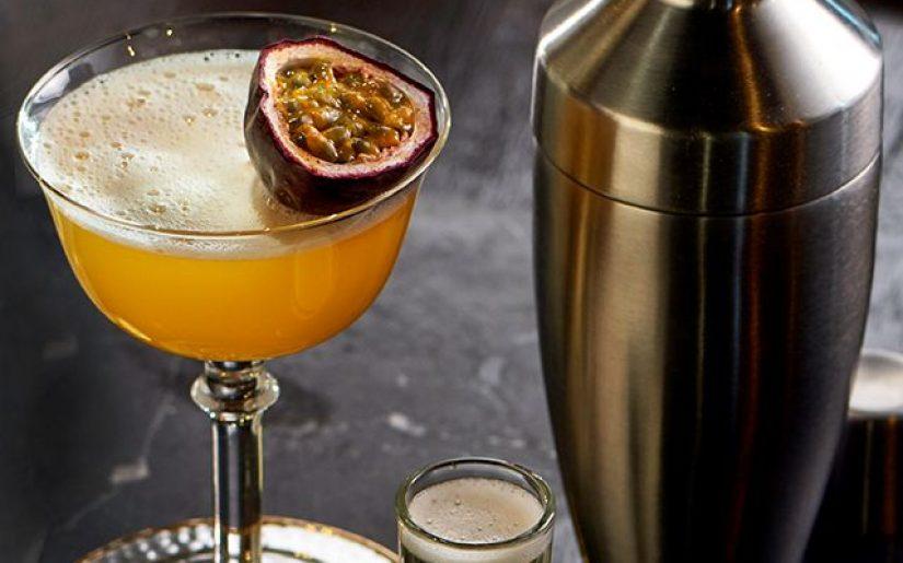 Grey Goose Passionfruit Martini