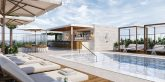 Thompson Hollywood by Tara Bernerd & Partners_Rooftop Pool & Terrace