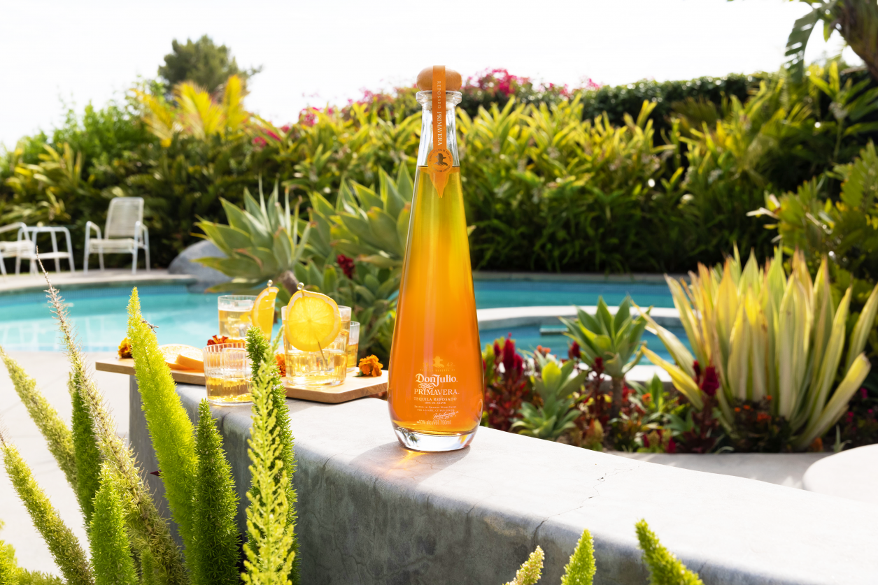 Introducing Tequila Don Julio Primavera - A Limited Edition